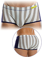 Modus Vivendi - Striped Flash Brazil Boxer - Sand