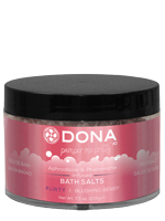 DONA - Badesalz Flirty Blushing Berry 215 g