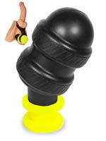 Hoolalass Plug Big Lever Yellow