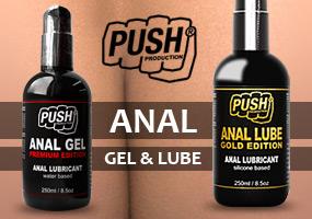 Push Anal Gleitgel